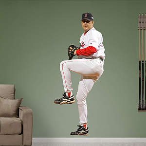 Curt Schilling Fathead Wall Decal